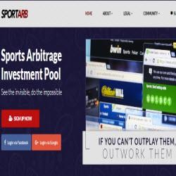 Sports ARBitrage (24-43% в месяц + РефБонус 6%) — Отзывы и обзор нового перспективного иностранца!
