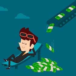 Несколько надежных offline & online видов источников пассивного дохода!