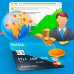 Электронная платежная система Payeer — Регистрация кошелька, пополнение, обмен, вывод, заказ и активация английской пластиковой карты!