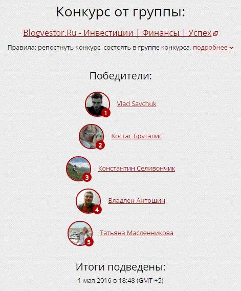 itogi-1-konkursa-repostov-ot-blogvestor