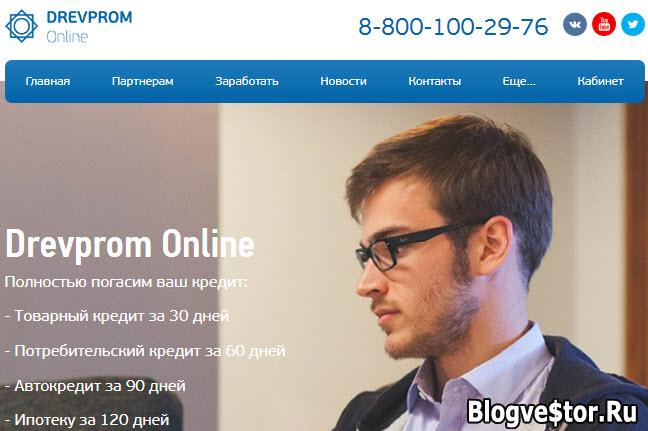 drevprom-online-otzyvy-obzor-proekta