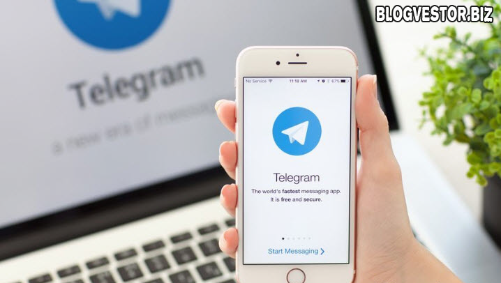 телеграм мессенджер