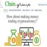 Chain Group (0,1-10% в сутки + 3% RCB + 1000$ Страховка) — Отзывы и обзор на редкую, интересную платформу!
