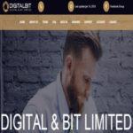 DigitalBit Limited (145-5000% за 1-35 дней + 2,5% RCB + 500$ Защита) — Отзывы и обзор нового зарубежного фаста с короткими планами!