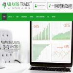 Atlantis Trade (140-3000% за 1-40 дней + 2,5% RCB + 500$ Страховка) — Отзывы и Обзор нового иностранного фаста!