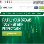 PerfectCash (от 2,3% в сутки на 15 дней + 3,5% RCB + 500$ Страховка) — Отзывы и Обзор нового высокодоходника!