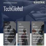 TechGlobal (2,5%-23% в сутки на 5 дней + 2,5% Авто-RCB, включая реинвест + Instant) — Отзывы и Обзор нового динамичного фаста с моментальными выплатами!