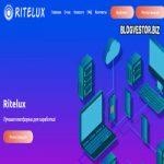 Ritelux (104-350% за 1-4-12-20 дней + 5% RCB + Instant) — Отзывы и Обзор свежего фаста с короткими тарифами и быстрым заработком!