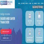 Indigo Income (145-3800% за 1-4-8…100 дней + 2,5% RCB + 500$ Защита) — Американский высокодоходник с короткими тарифами и хорошей прибылью!