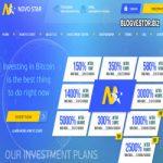 Novo Star (103-5000% за 1-3-5…80 дней + 3% RCB + Мой вклад 300$) — Обзор и Отзывы иностранного фаста с отличной прибылью!