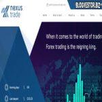 Nexus Trade Отзывы и Обзор нового иностранного актива с профитом от 1,5% в сутки на 20 дней до 5000% за 150 суток + 3% RCB (Бонус на Вклад)!